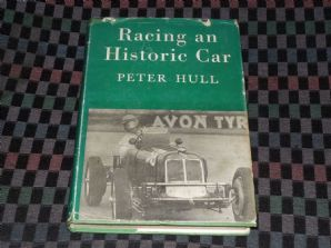 RACING AN HISTORIC CAR (Peter Hull 1960)
